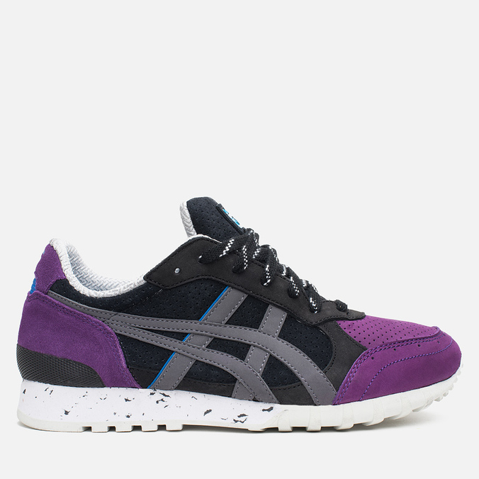 Мужские кроссовки Onitsuka Tiger Colorado 85 Dark Black/Purple