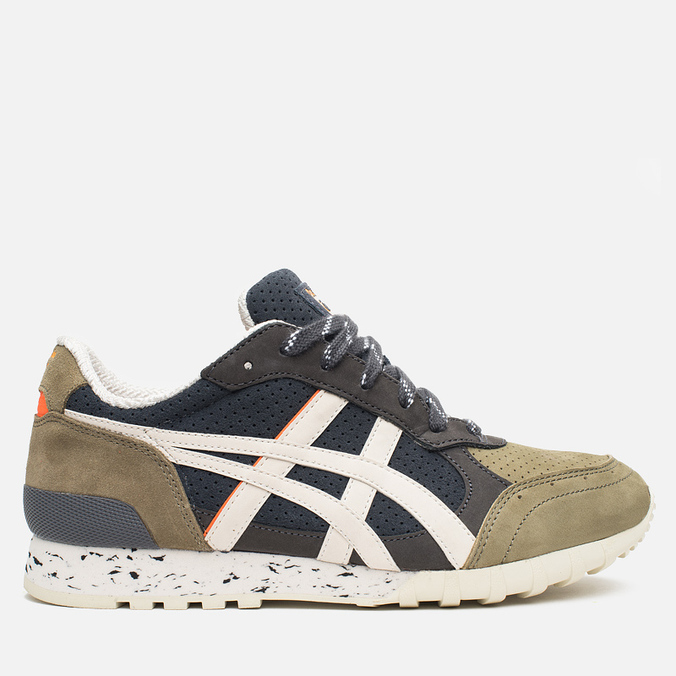 Кроссовки Onitsuka Tiger Colorado 85 Dark Grey/Green