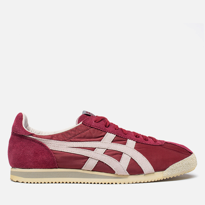 Мужские кроссовки Onitsuka Tiger Corsair Burgundy/White