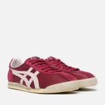 Мужские кроссовки Onitsuka Tiger Corsair Burgundy/White фото- 1