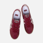 Мужские кроссовки Onitsuka Tiger Corsair Burgundy/White фото- 4