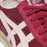 Мужские кроссовки Onitsuka Tiger Corsair Burgundy/White фото- 7