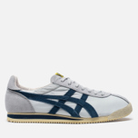Мужские кроссовки Onitsuka Tiger Corsair Soft Grey/Navy фото- 0