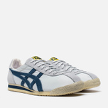 Мужские кроссовки Onitsuka Tiger Corsair Soft Grey/Navy фото- 1