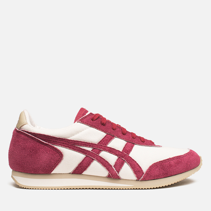 Мужские кроссовки Onitsuka Tiger Sakurada Slight White/Burgundy
