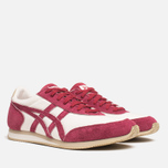 Мужские кроссовки Onitsuka Tiger Sakurada Slight White/Burgundy фото- 1