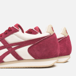 Мужские кроссовки Onitsuka Tiger Sakurada Slight White/Burgundy фото- 6