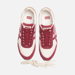 Мужские кроссовки Onitsuka Tiger Sakurada Slight White/Burgundy фото- 4