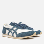 Мужские кроссовки Onitsuka Tiger Sakurada Slight White/Navy фото- 1