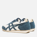 Мужские кроссовки Onitsuka Tiger Sakurada Slight White/Navy фото- 2