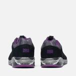 Мужские кроссовки Onitsuka Tiger Shaw Runner Black/Purple фото- 3