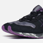 Мужские кроссовки Onitsuka Tiger Shaw Runner Black/Purple фото- 5