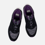 Мужские кроссовки Onitsuka Tiger Shaw Runner Black/Purple фото- 4