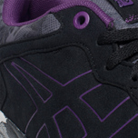 Мужские кроссовки Onitsuka Tiger Shaw Runner Black/Purple фото- 7