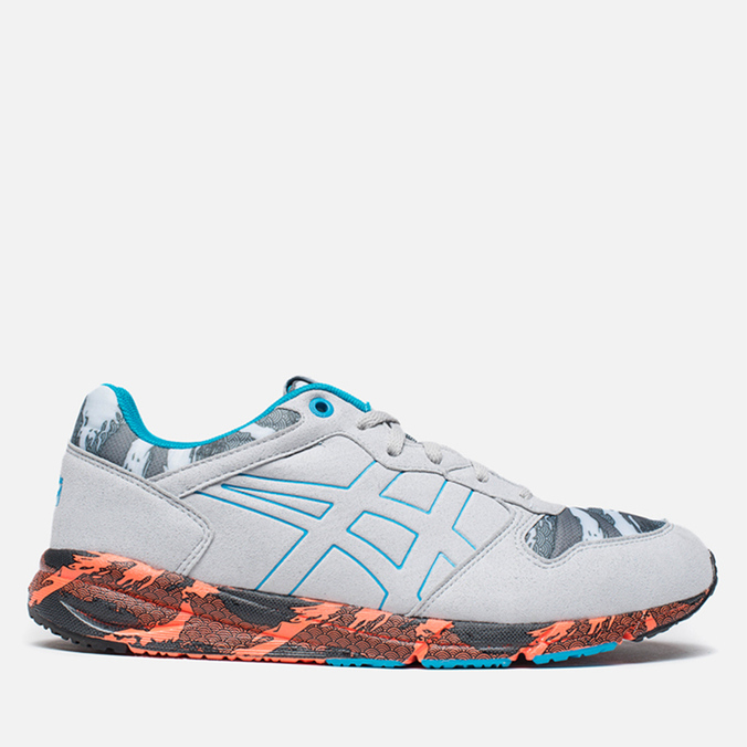 Мужские кроссовки Onitsuka Tiger Shaw Runner Soft Grey