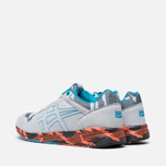 Мужские кроссовки Onitsuka Tiger Shaw Runner Soft Grey фото- 2