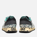 Onitsuka Tiger x Andrea Pompilio X-Caliber Sneakers Sputtering Black photo- 3