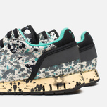 Onitsuka Tiger x Andrea Pompilio X-Caliber Sneakers Sputtering Black photo- 6