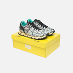 Onitsuka Tiger x Andrea Pompilio X-Caliber Sneakers Sputtering Black photo- 9