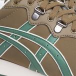 Мужские кроссовки Onitsuka Tiger X-Caliber Olive/Dark Green фото- 7