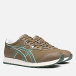 Мужские кроссовки Onitsuka Tiger X-Caliber Olive/Dark Green фото- 1
