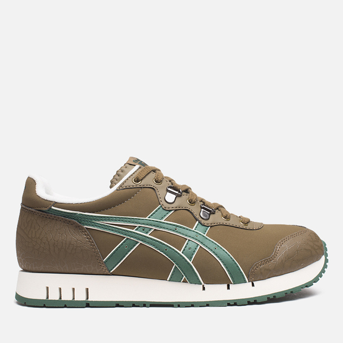 Мужские кроссовки Onitsuka Tiger X-Caliber Olive/Dark Green