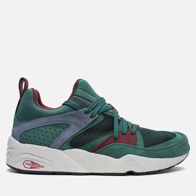 Мужские кроссовки Puma Blaze Of Glory Crackle Pack Posy Green