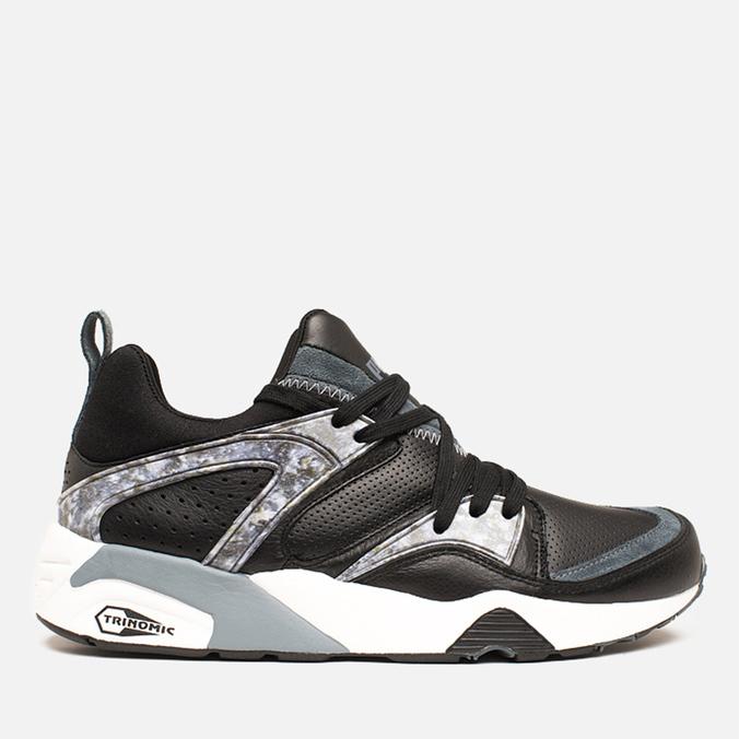 Puma Blaze Of Glory Marble Pack Sneakers Black/Turbulence/White