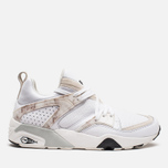 Мужские кроссовки Puma Blaze Of Glory Marble Pack White/Marshmallow/Black фото- 0