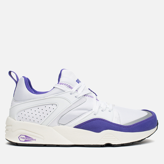 Кроссовки Puma Blaze Of Glory Primary Pack White/Prism Violet