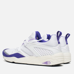 Puma Blaze Of Glory Primary Pack Sneakers White/Prism Violet photo- 2