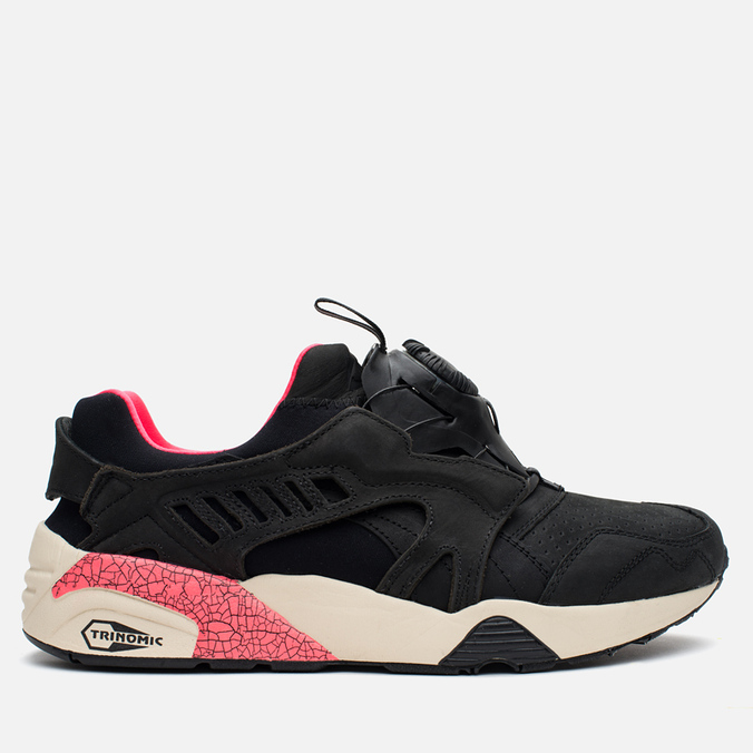 Мужские кроссовки Puma Disc Blaze Crackle Pack Black