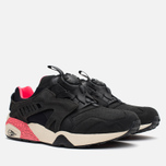 Мужские кроссовки Puma Disc Blaze Crackle Pack Black фото- 1