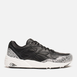 Мужские кроссовки Puma R698 Snow Splatter Pack Black/White фото- 0