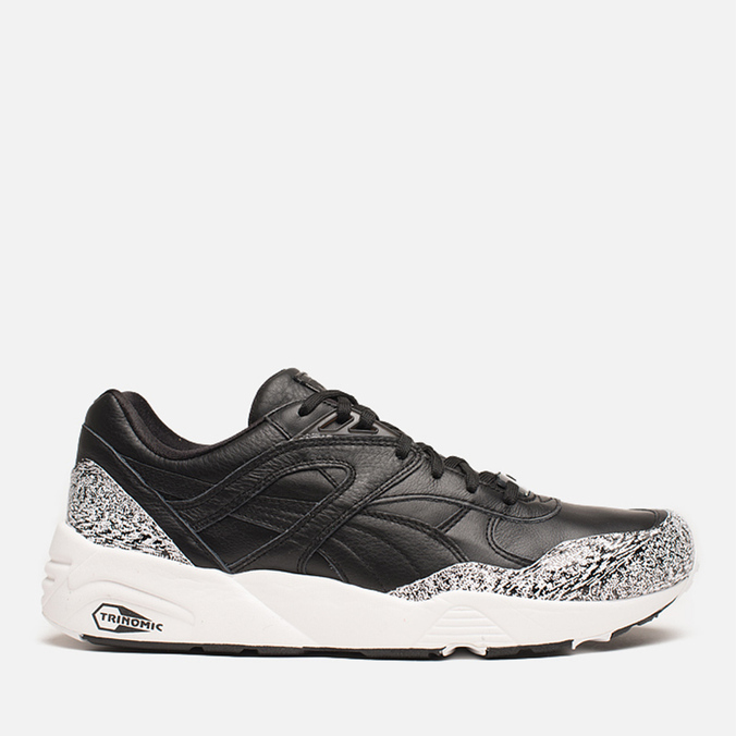 Мужские кроссовки Puma R698 Snow Splatter Pack Black/White