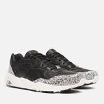 Мужские кроссовки Puma R698 Snow Splatter Pack Black/White фото- 1