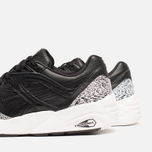 Мужские кроссовки Puma R698 Snow Splatter Pack Black/White фото- 6
