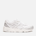 Мужские кроссовки Puma R698 Snow Splatter Pack White/Silver фото- 0