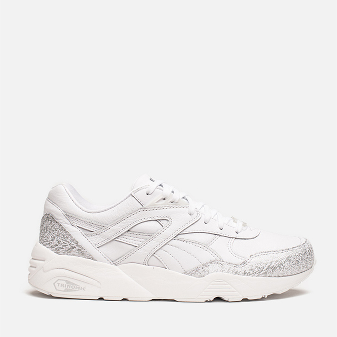Мужские кроссовки Puma R698 Snow Splatter Pack White/Silver