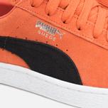 Мужские кроссовки Puma Suede Classic + Nasturtium/Black фото- 5