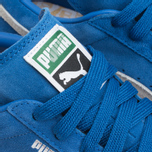 Кроссовки Puma Suede Classic + Strong Blue/White фото- 6