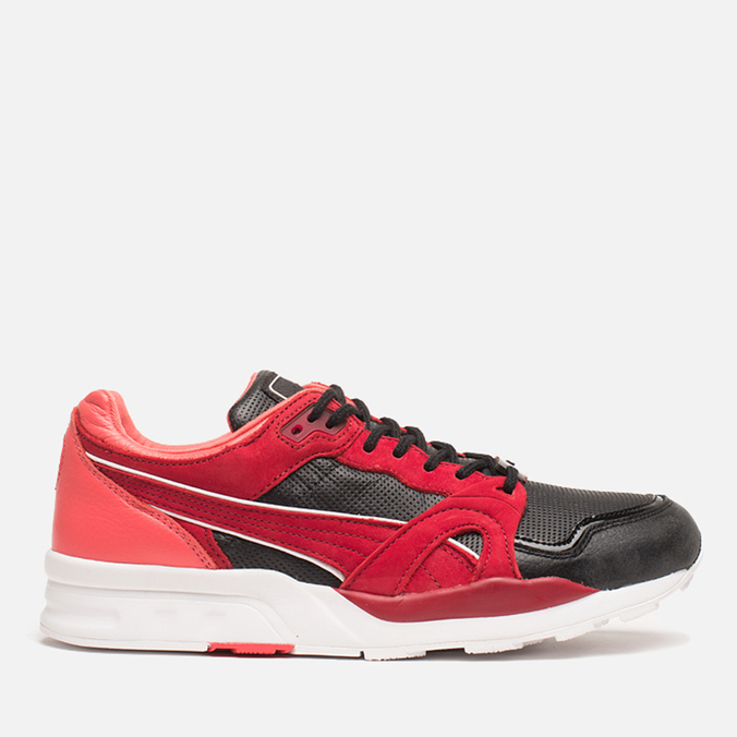 Puma XT1 + Leather Perf Sneakers Jester/Red