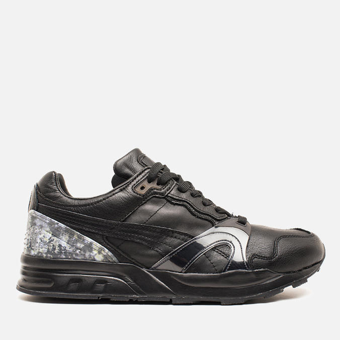 Мужские кроссовки Puma XT2 + Marble Pack Black/Black