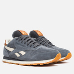 Reebok Classic Leather CTM Sneakers Soft Black/Paper White photo- 1