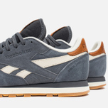 Reebok Classic Leather CTM Sneakers Soft Black/Paper White photo- 7