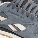 Reebok Classic Leather CTM Sneakers Soft Black/Paper White photo- 5
