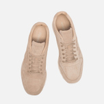 Мужские кроссовки Reebok Classic Leather Lux Canvas Olympic Creme/Gold фото- 4