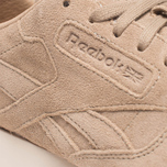 Мужские кроссовки Reebok Classic Leather Lux Canvas Olympic Creme/Gold фото- 7
