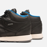 Мужские кроссовки Reebok Classic Leather Mid Gore-Tex Black/Pebble/Blue фото- 6