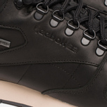 Мужские кроссовки Reebok Classic Leather Mid Gore-Tex Black/Pebble/Blue фото- 7